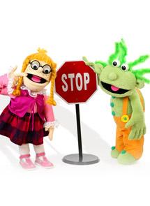 prévention par l'humour, Nimor et Flora