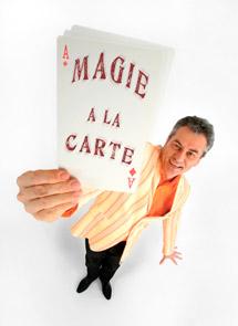 magicien Nantes, Nimor et Flora